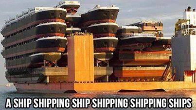 What the ship?!