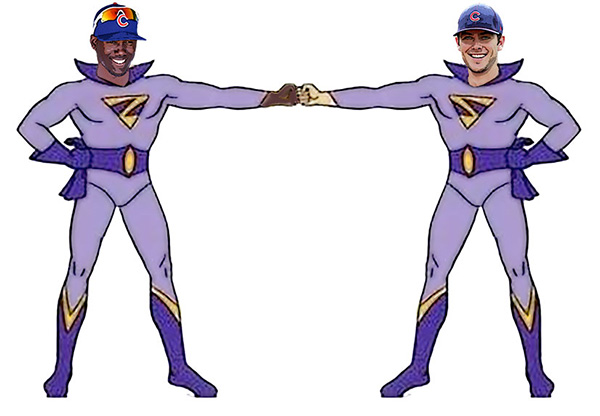 Wonder Twin Powers  Activate!